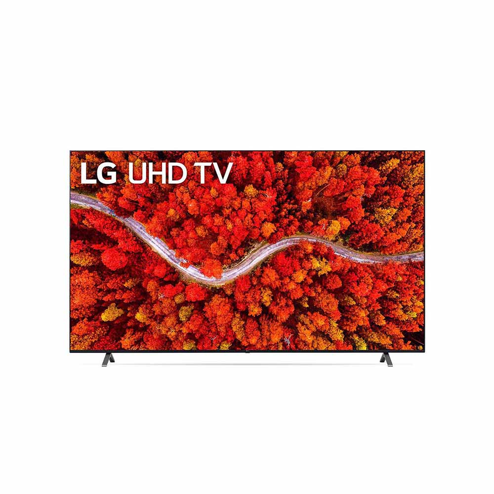 LG 86 inch UP80 Series 4K Smart UHD TV with AI ThinQ® (2021) LG-86UP8000PTB