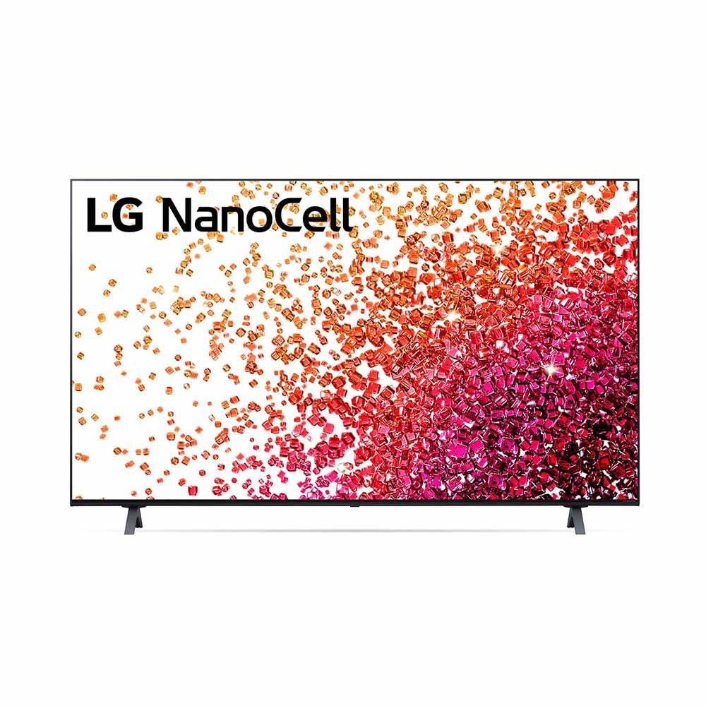 LG 65 inch NANO75 NanoCell 4K Smart TV with AI ThinQ® (2021) LG-65NANO75TPA