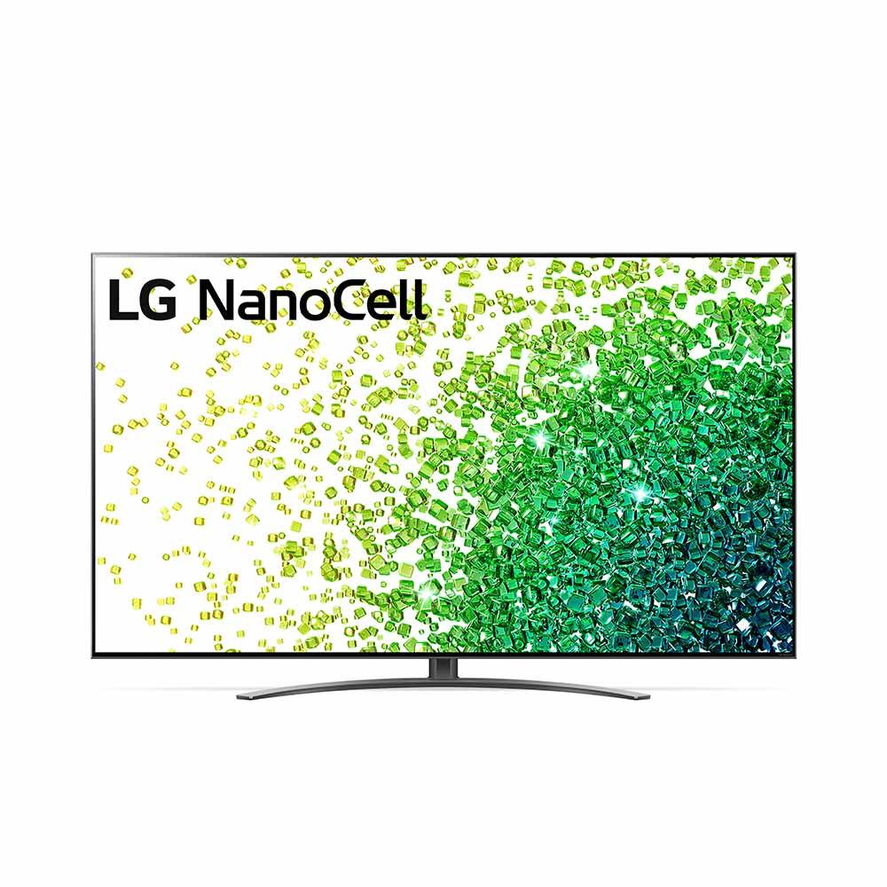 LG 65 inch NANO86 NanoCell 4K Smart TV with AI ThinQ® (2021) LG-65NANO86TPA