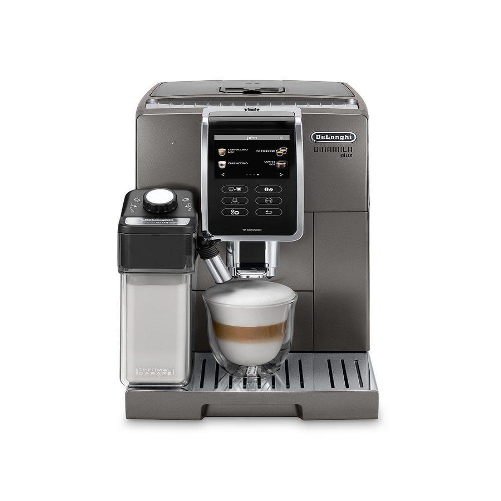 DeLonghi Dinamica Plus ECAM370.95.T Automatic Coffee Makers