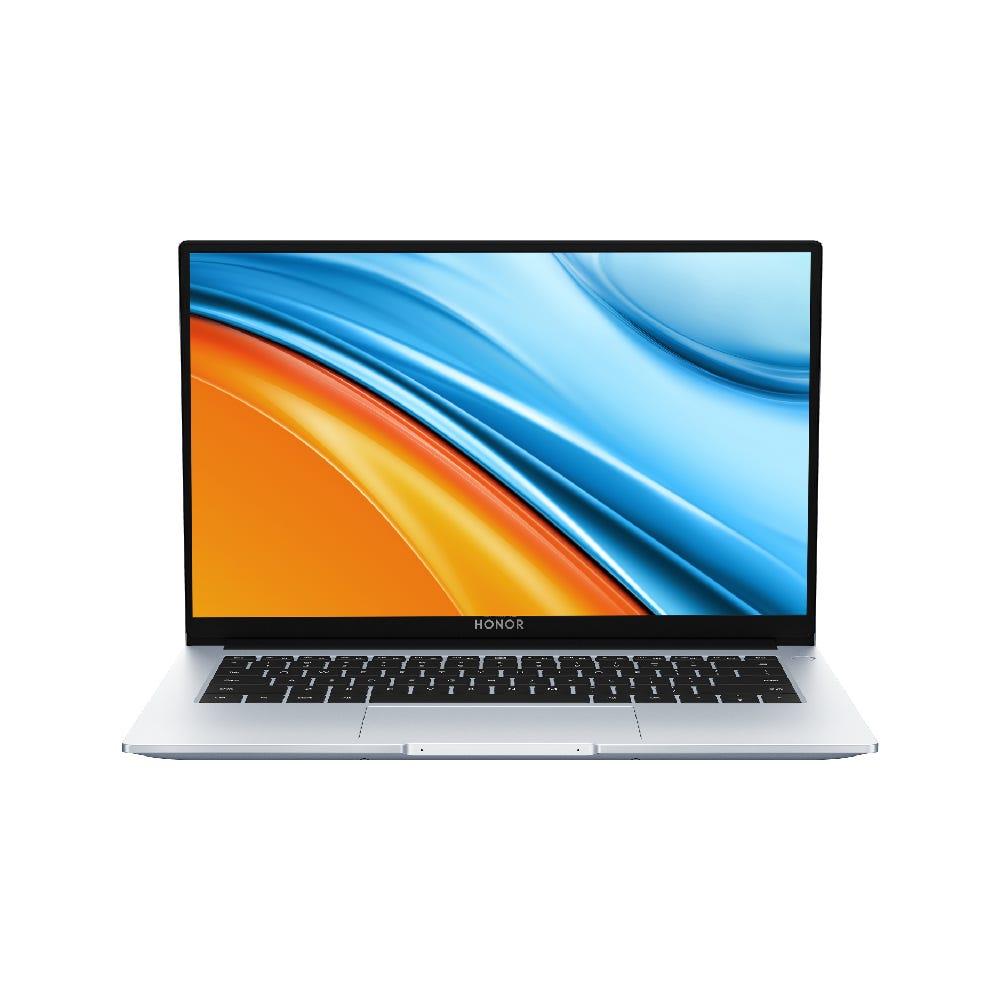HONOR MagicBook 14-inch AMD R5-5500U 8GB + 256/512GB Silver