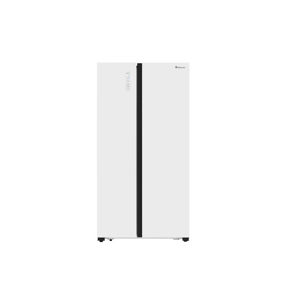 Hisense 620L Side-by-Side Inverter Refrigerator HSE-RS686N4AWU