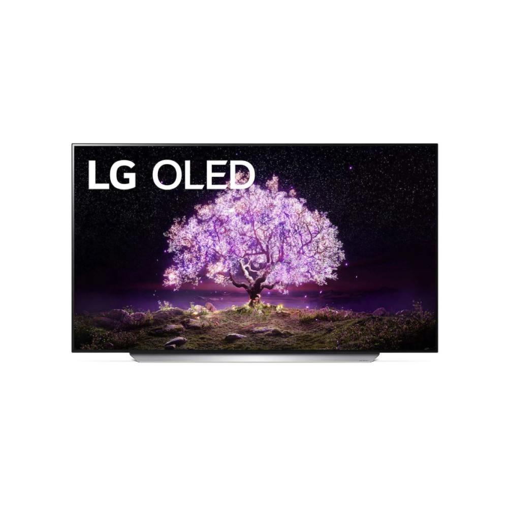 LG C1 4K Smart SELF-LIT OLED TV with AI ThinQ® (2021)