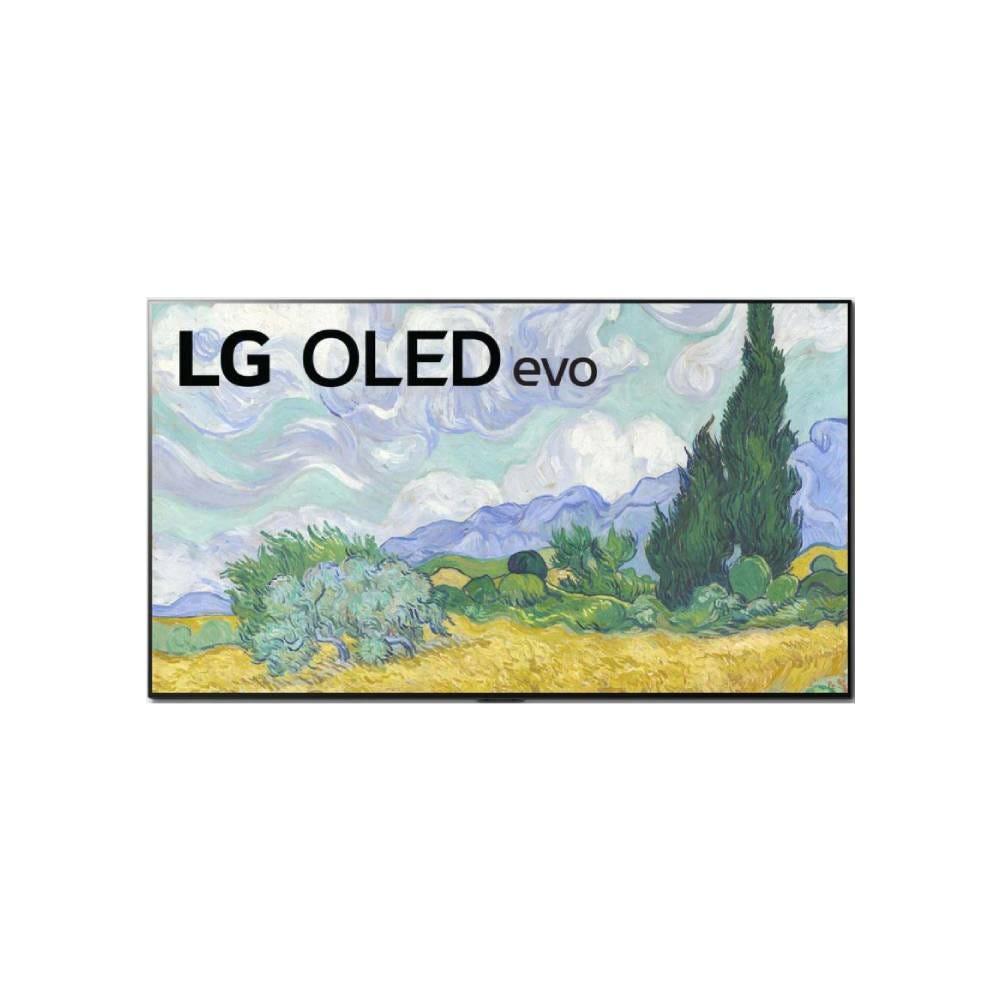 LG G1 65 Inch 4K Smart SELF-LIT OLED evo TV with AI ThinQ® (2021) LG-65G1