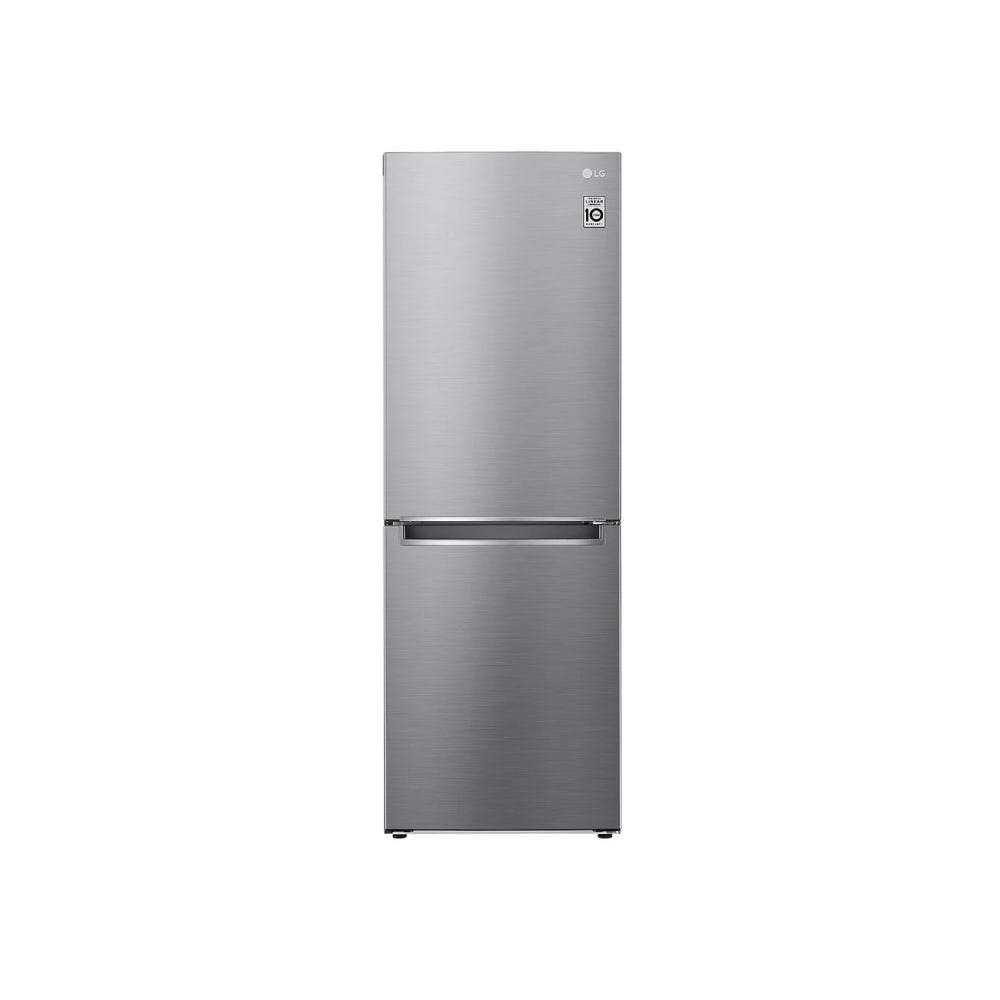 LG 306L Net Bottom Freezer Refrigerator with Inverter, Door Cooling and Multi Air Flow LG-GCB369NLRM