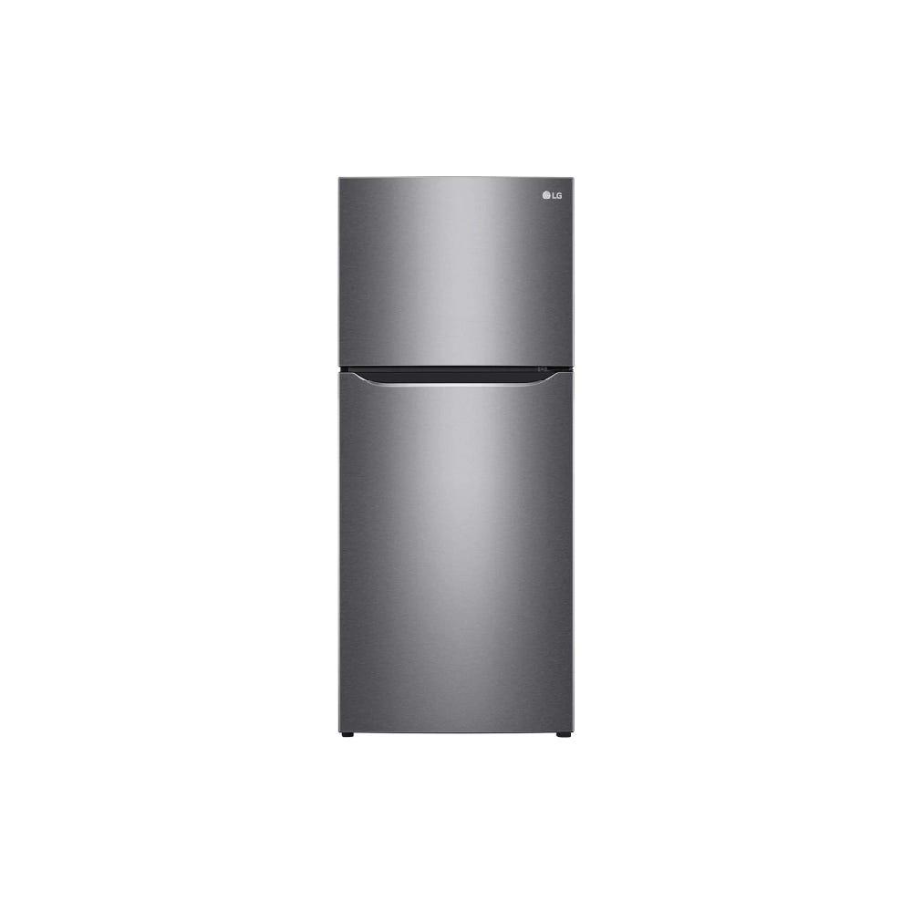 LG Nett 393L Top Freezer with Multi Air Flow & Smart Inverter Compressor, Dark Graphite Steel