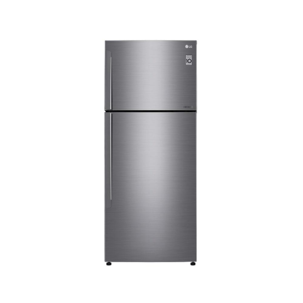 LG 509L Net Top Freezer Refrigerator with DoorCooling+ &  Inverter Linear Compressor LG-GNC702HLCC