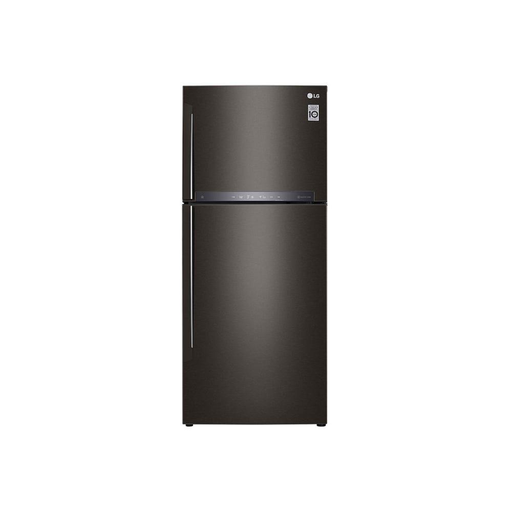 LG 410L Net Top Freezer Refrigerator with DoorCooling+ & Fresh 0 Zone and Inverter Linear Compressor LG-GNH432HXHC