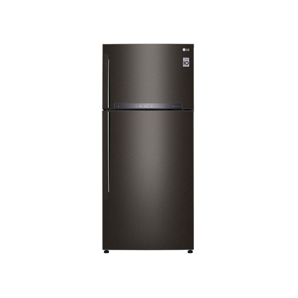 LG 506L Net Top Freezer Refrigerator with DoorCooling+ & Fresh 0 Zone LG-GNH702HXHC