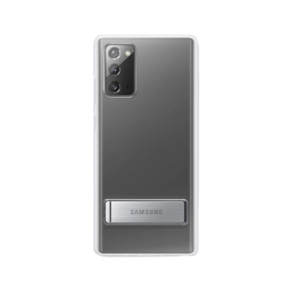 Samsung Galaxy Note20 Clear Standing Cover