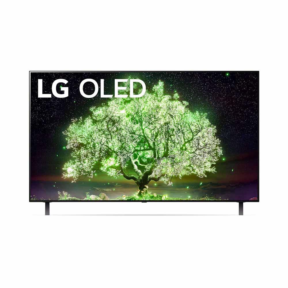 LG 55 inch A1 4K Smart SELF-LIT OLED TV with AI ThinQ® (2021) LG-OLED55A1PTA