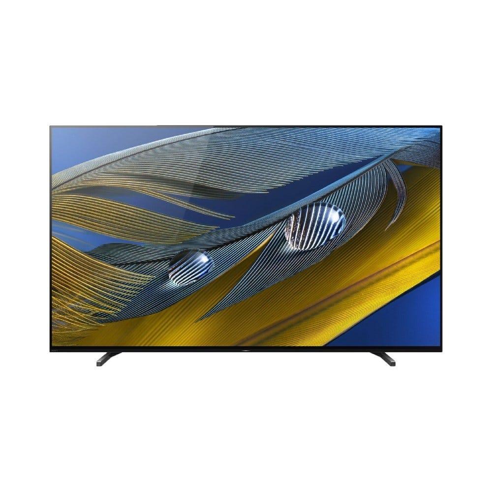 Sony 65-Inch A80J-BRAVIA XR-OLED 4K Ultra HD-High Dynamic Range  (HDR)-Smart TV (Google TV)