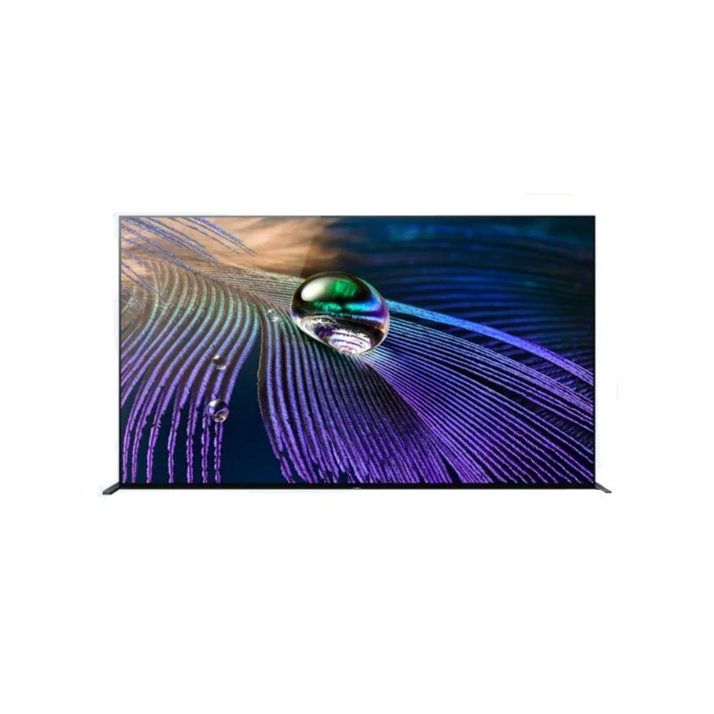 Sony 65-Inch A90J-BRAVIA-XR MASTER Series-OLED-4K Ultra HD-High  Dynamic Range (HDR)-Smart TV (Google TV)