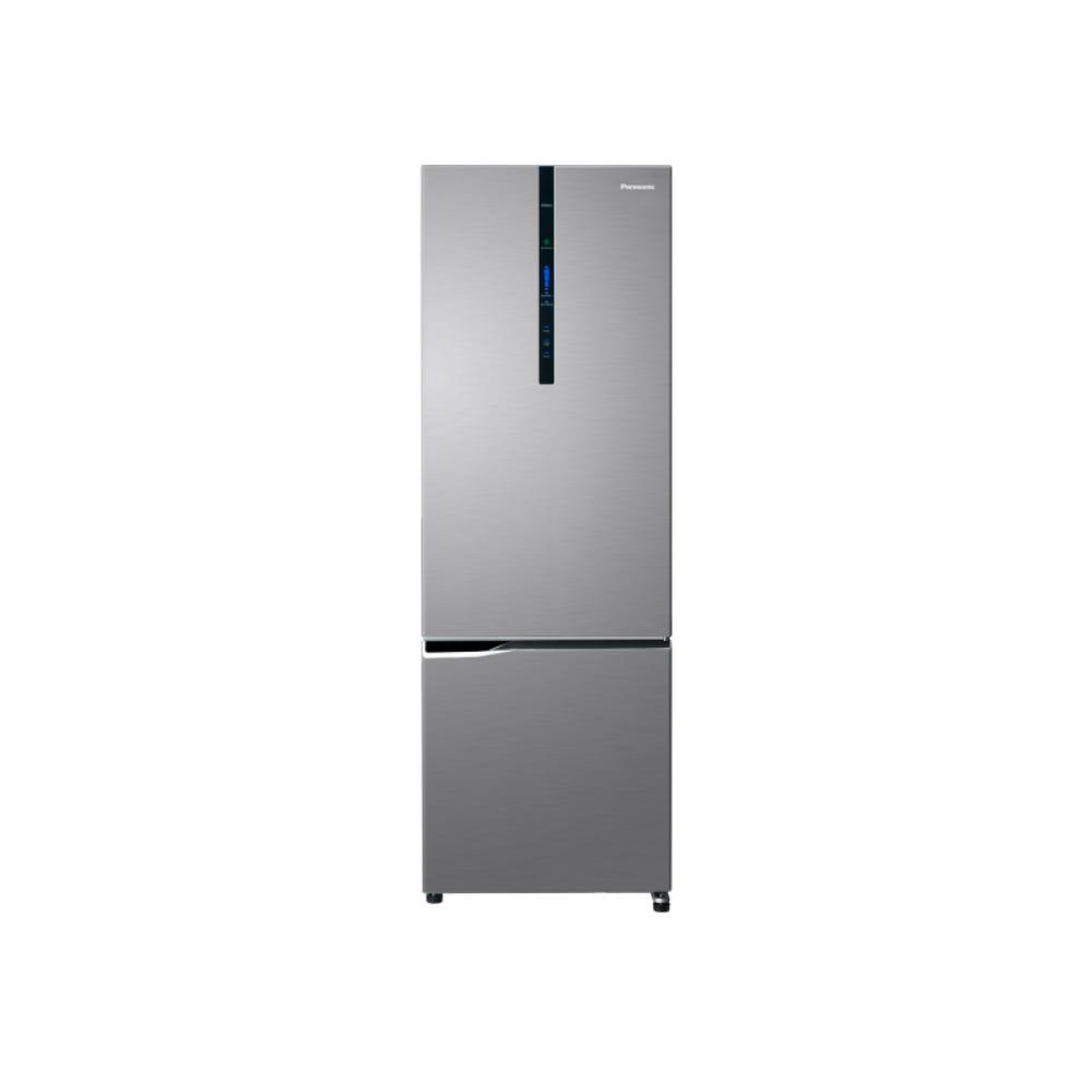 Panasonic 358L 2 Door Inverter Bottom Freezer Refrigerator NR-BC360XS