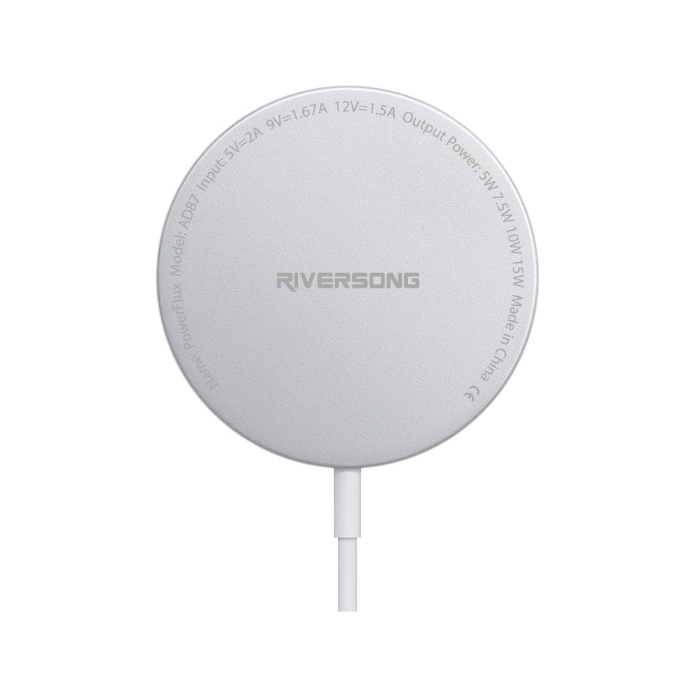 Riversong Power Flux Wireless Charger Pad