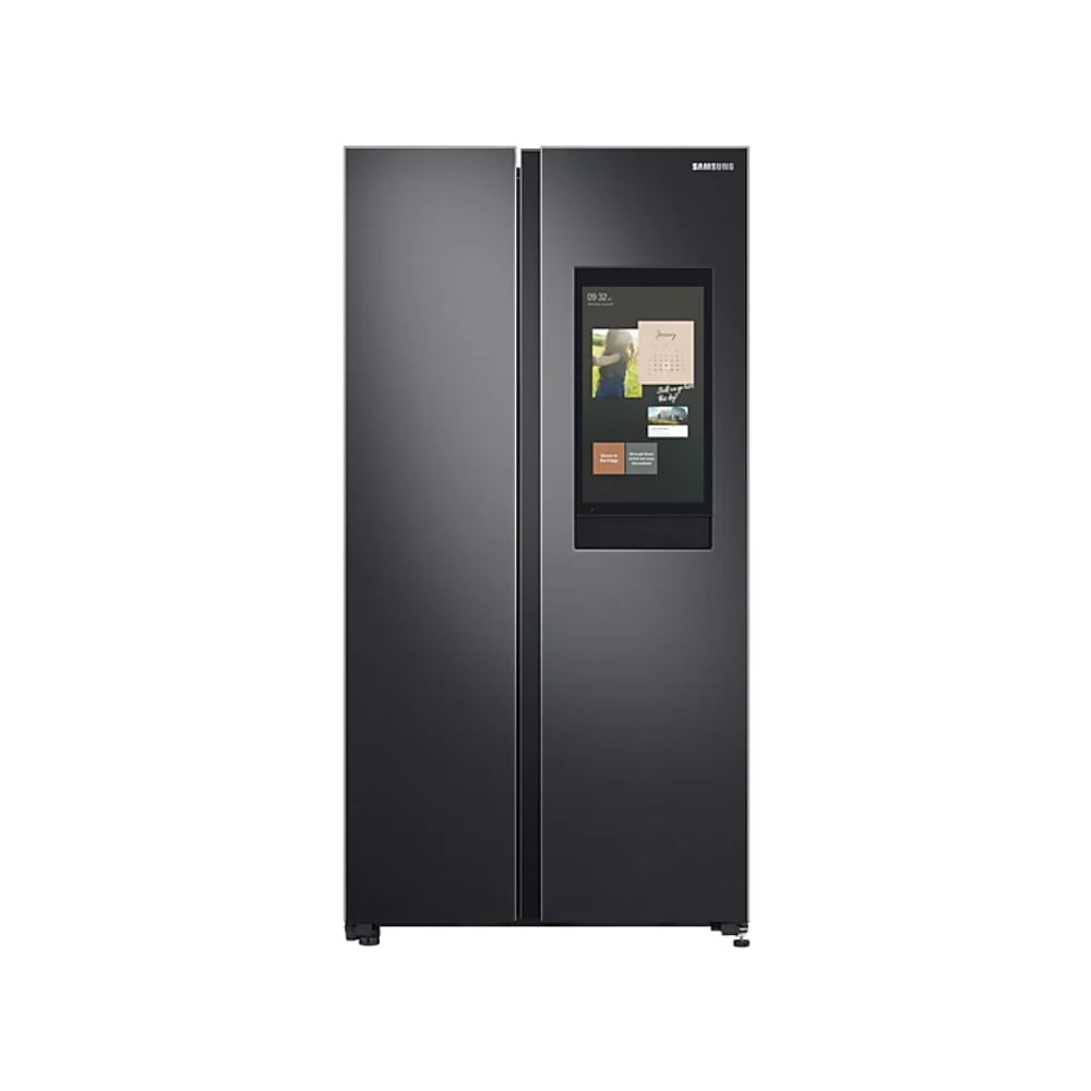 Samsung 660L Side by Side with Family Hub Refrigerator RS62T5F01B4/ME