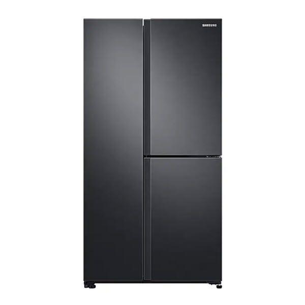 Samsung 670L Side-by-Side Flexzone Refrigerator SAM-RS63R5591B4