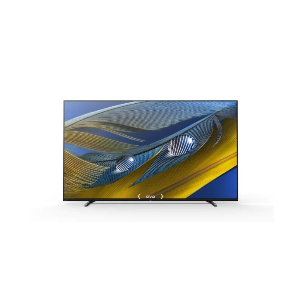 Sony 77-Inch A80J-BRAVIA XR-OLED-4K Ultra HD-High Dynamic Range  (HDR)-Smart TV (Google TV)