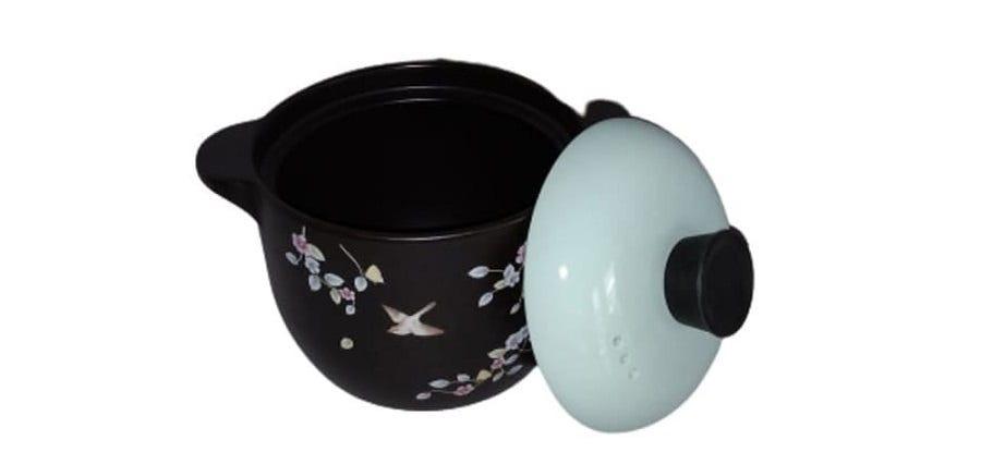 Color King 3000ML 100% Ceramic Pot ShangChu Series Tiffany Blue CLK-32343000(B)