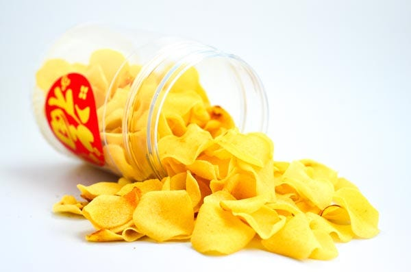 Remembering the BEST snacks of CNY