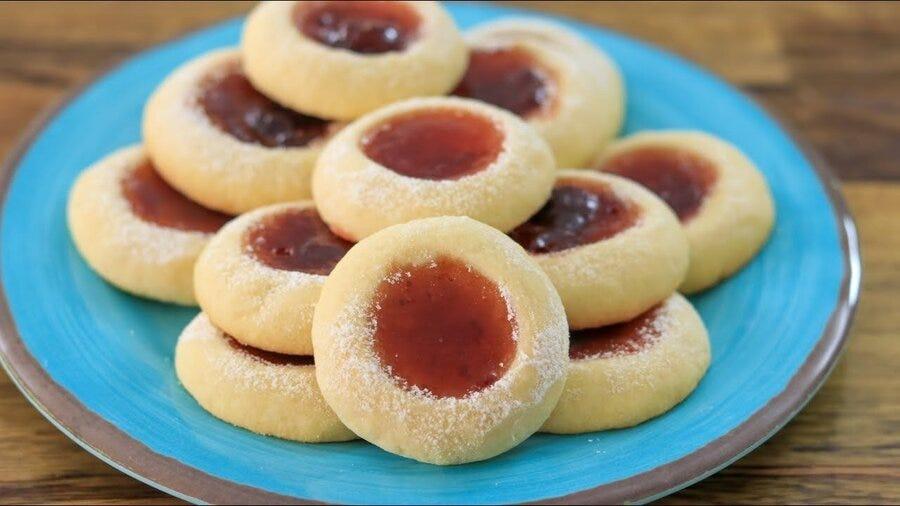 How to Make Thumbprint Cookies
