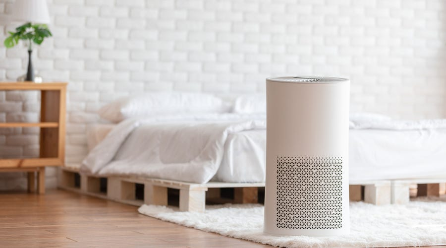 Purify the air for a more comfortable experience at home