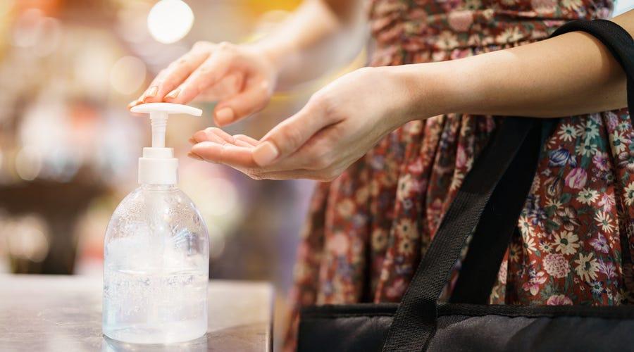 Do Use a Hand Sanitizer
