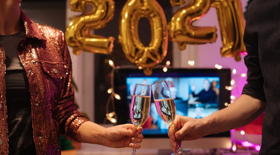 7 Ways to Celebrate the New Year in the New Normal