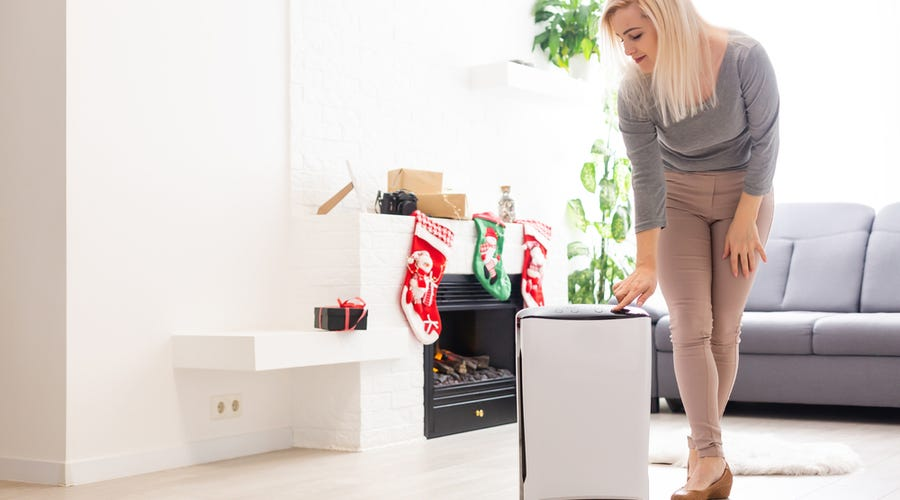 Dust Your Air Purifiers