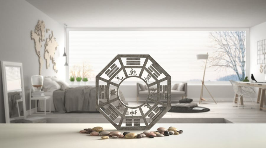 Organize your furniture with Feng Shui