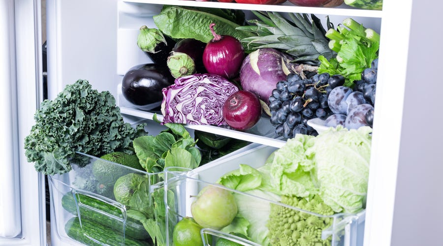 Avoid overfilling your refrigerator