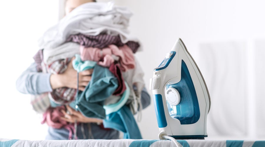 Cut Down On Ironing Time