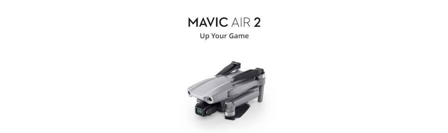 Get the latest DJI Mavic Air 2 with us!