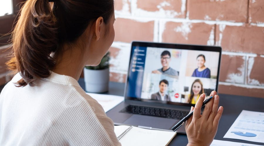Make the best out of online meetings