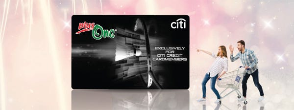 PlusOne Citi and its special benefits for Citibank credit card holders