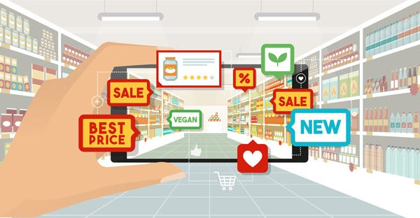 Senheng mobile app that greatly improves your shopping experience