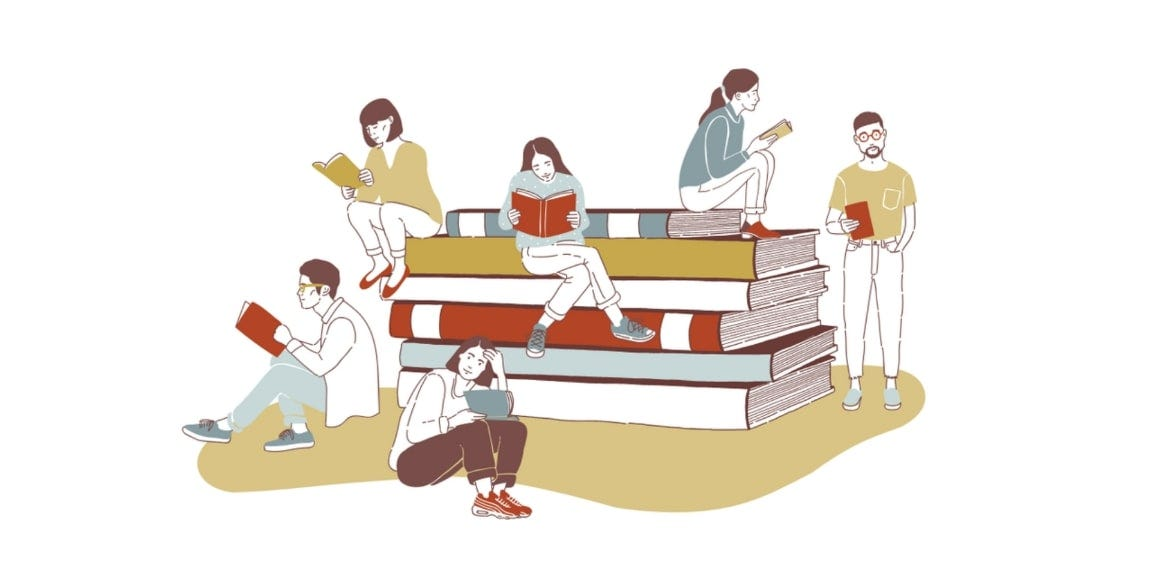 Reading improves knowledge