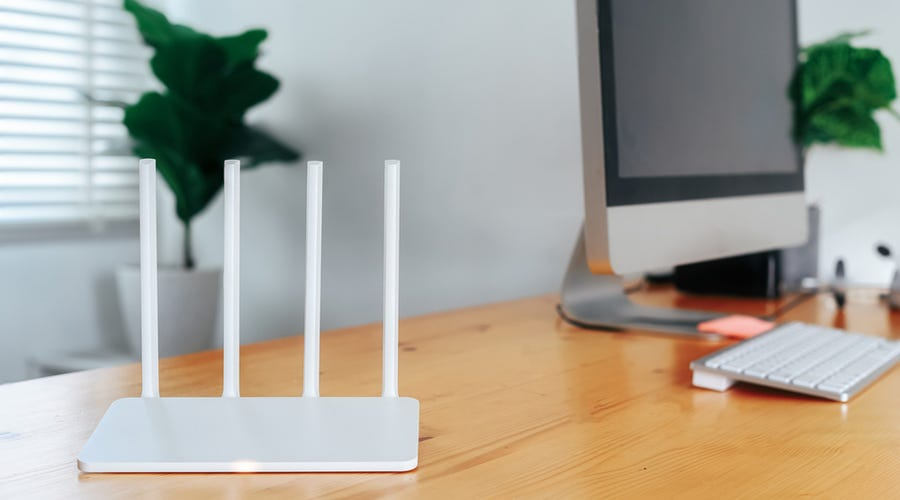 Ensure that you have the latest router model