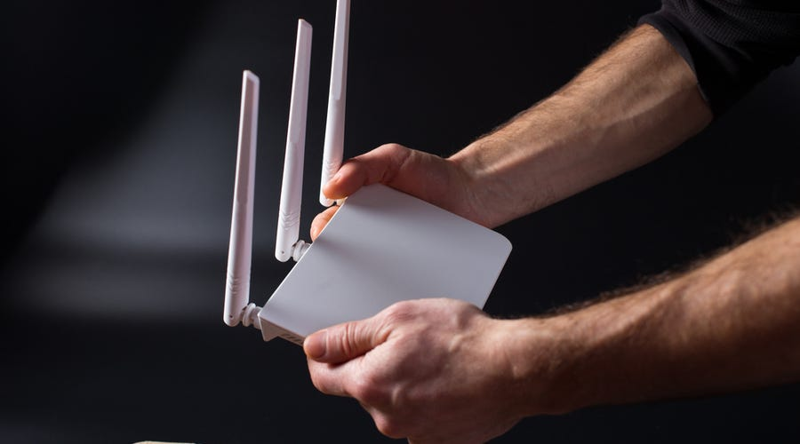 Replace your router