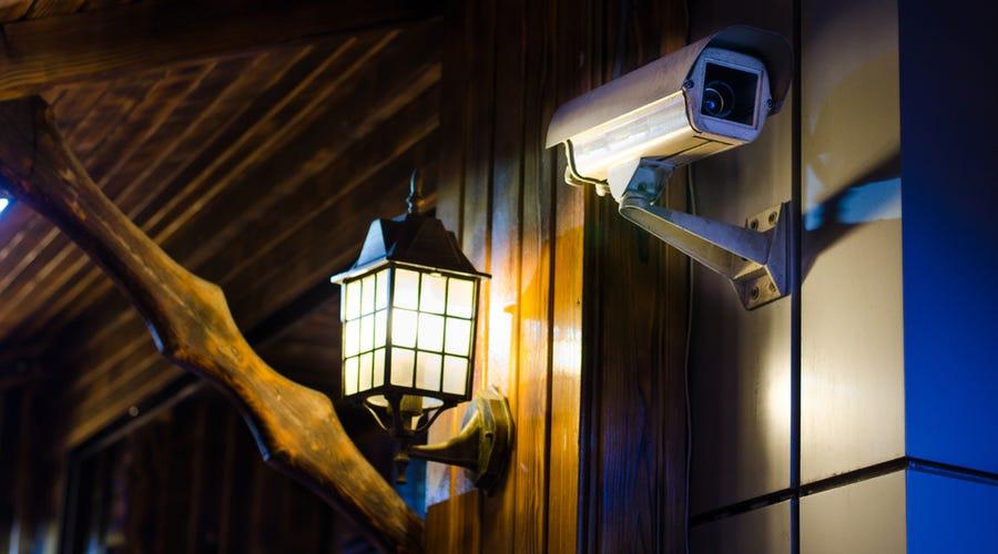 Home security system—Marie Van Brittan Brown