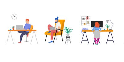 The New WFH: 7 Ways For a More Productive Day