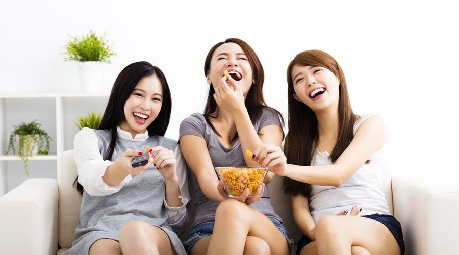 Binge watch CNY flicks