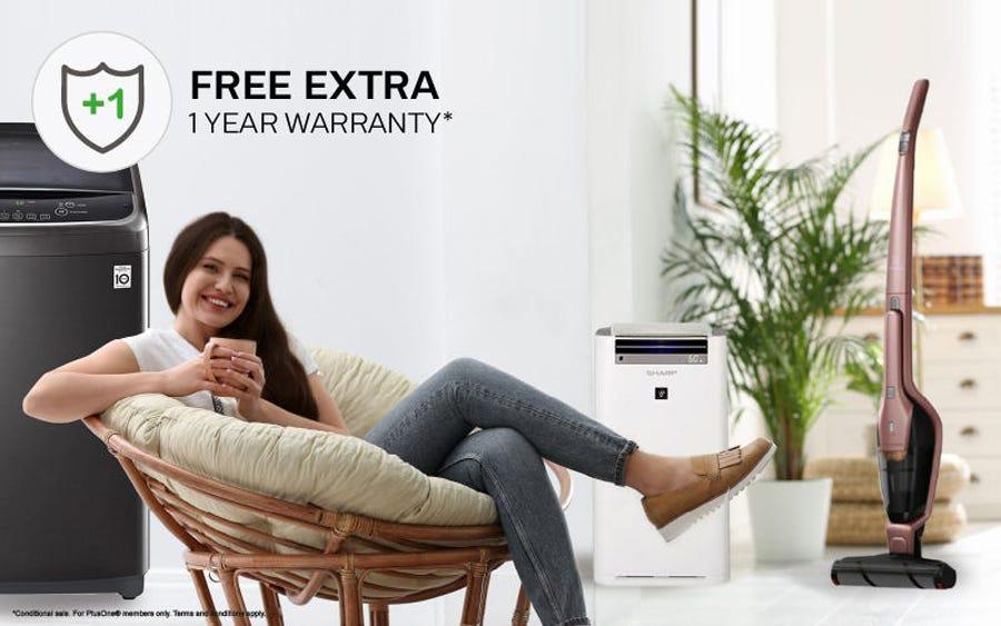 Extra 1 Year Warranty