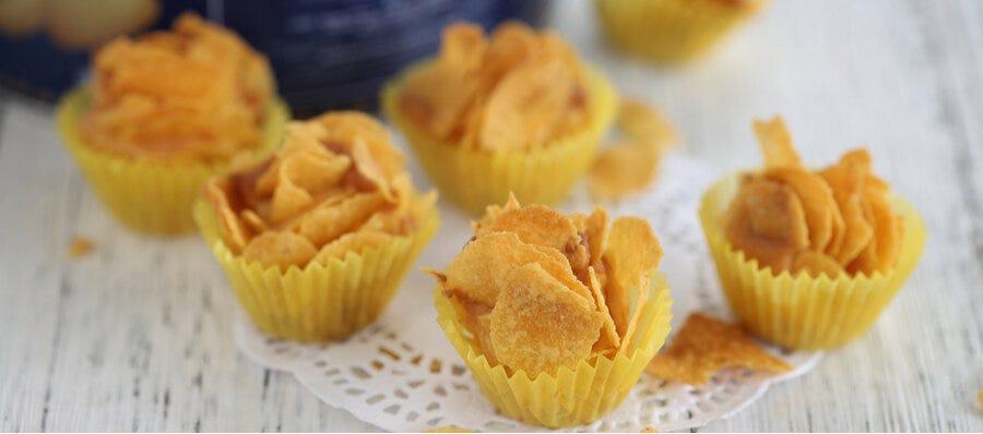 The best cornflake cookies cookies