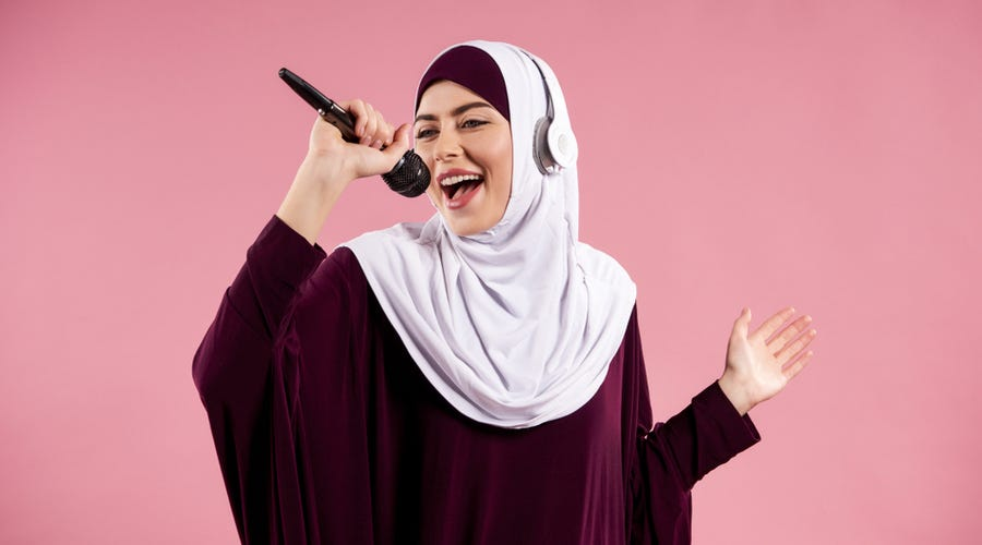 Have a Virtual Raya Karaoke Session with your Family