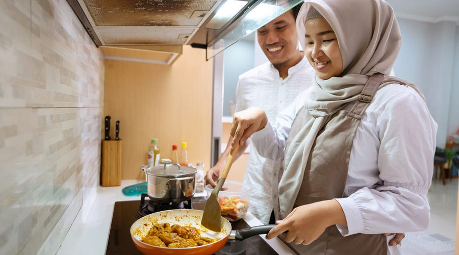 Don't Forget to Dress in Your OOTD and Cook Your Raya Favourites