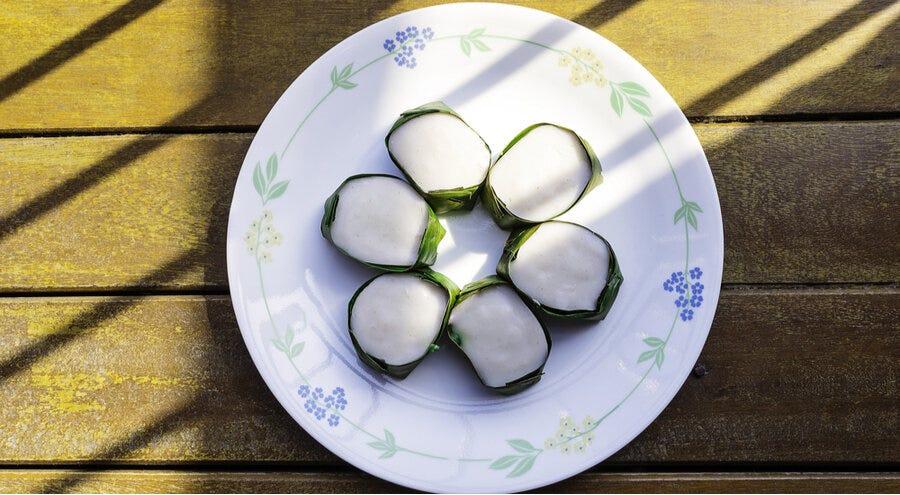 The best Kuih Pelita recipe
