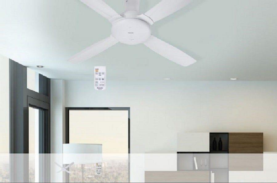 Panasonic 56 Inch Ceiling Fan PSN-FM14CZVBWH