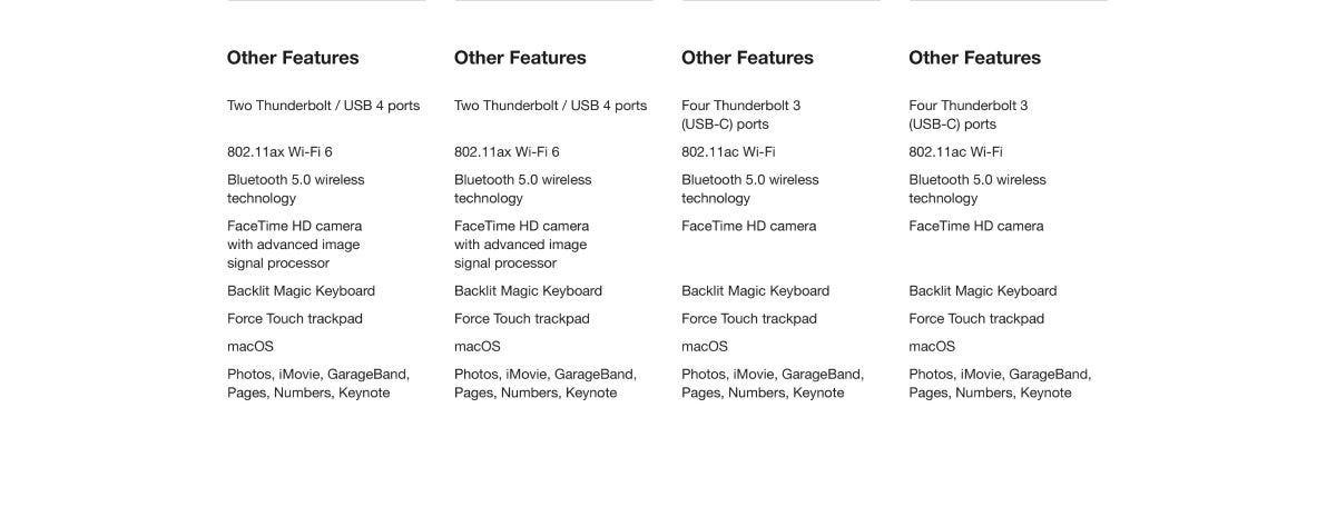 Apple Macbook 6
