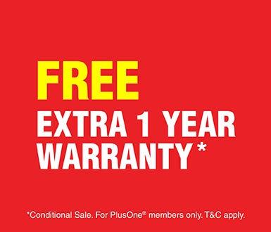 p1 warranty